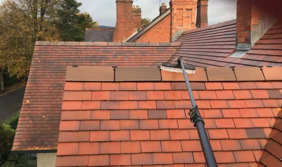 Roof Cleaning Belfast