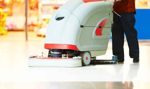 Cleaning Machine - Ryak Floor Cleaning Company