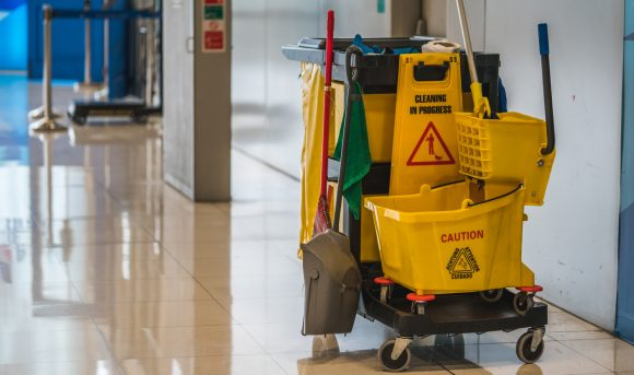 Floor Cleaning - Ryak Cleaning Company Belfast